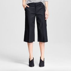Cool shorts alternatives | Women's Culotte Pant