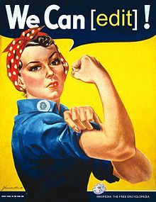 Wikipedia:WikiWomens History Month - a great edit-a-thon to host at your GLAM!