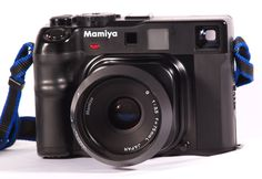 Mamiya 6 Rangefinder Camera w/ 75mm G Lens and Hood