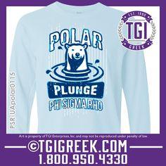 TGI Greek - Phi Sigma Rho - Philanthropy - Comfort Colors - Greek T-shirts #tgigreek #phisigmarho