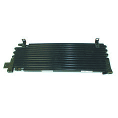 AC Condenser; 87-96 Jeep Cherokee XJ, 4.0L - Crawltech Offroad