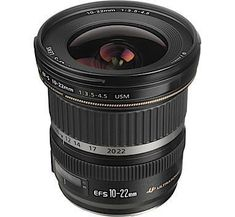 Canon EF-S 10-22mm f/3.5-4.5 USM Lens to see the video review visit us here https://www.pinterest.com/pin/306385580879079115/