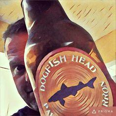 Dogfish Head Palo Santo. #cheers