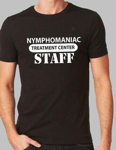d7856aac0 Nymphomaniac Treatment Center Staff - Small / black - The Biker Nation - 1  Biker
