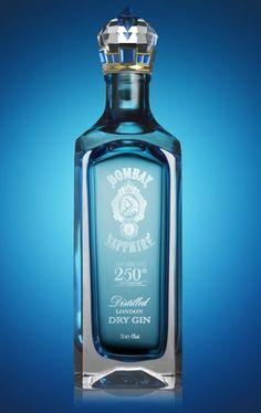 bombay sapphire. love in a bottle.