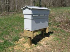 The Frankenhive can contain up to three separate colonies. Each colony can be managed separately  @ 'Eccentric Beekeeper'