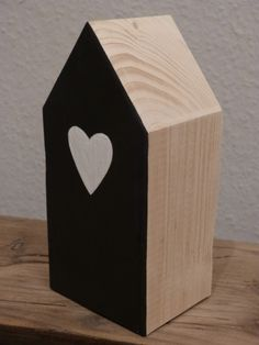 """Holzhaus """"My Home""""XL von Annas Livsstil auf DaWanda.com"""