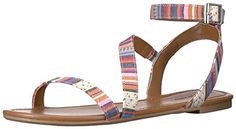 Call It Spring Womens Agroerwen Gladiator Sandal -- Be sure to check out this awesome product. (This is an Amazon affiliate link)