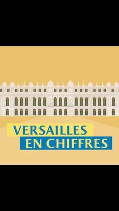 """Château de Versailles on Instagram: """"Combien mesure la galerie des Glaces ? Combien de pièces compte le château de Versailles  Château ? Quel est la hauteur de la Chapelle…"""""""