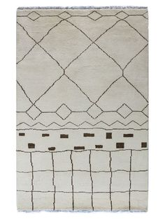 Moroccan Hand-Knotted Rug from Our Most-Waitlisted Rugs on Gilt