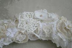 Shabbylishious: En stor krans - A big wreath