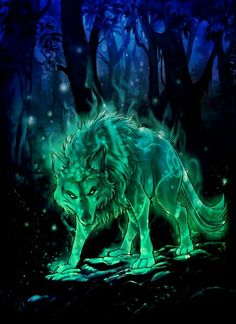 Art with the wolf as a theme and the belief that there is an inner spirit animal within all of us. Anime Wolf, Wolf Spirit, Spirit Animal, Fantasy Wolf, Fantasy Art, Tier Wolf, Wolf Artwork, Wolf Wallpaper, Animal Wallpaper