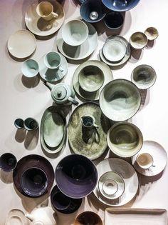 Best Ceramics Tips : – Picture : – Description -Read More – Ceramic Plates, Ceramic Pottery, Ceramic Art, Cooler Stil, Paperclay, Color Stories, Teller, Artisanal, Color Inspiration