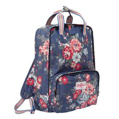 Got this cute Cath Kidston backpack in the sale. Great for all my baby stuff! @cathkidston