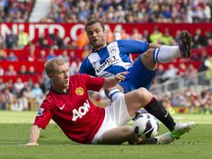 Manchester United bypasses City with huge win overWigan