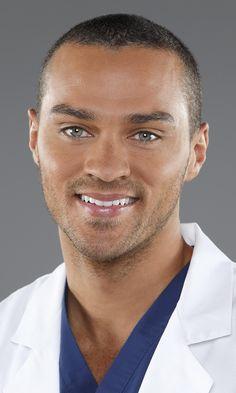 Jesse Williams; Beautiful skin, beautiful eyes, and beautiful skin= PERFECTION ;)