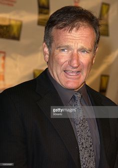 Robin Williams during The 8th Annual Critics' Choice Awards - Beverly Hills at Beverly Hills Hotel in Beverly Hills, California, United States.