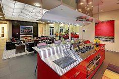 Ferrari, Luxusauto, Luxusküchen, Garage, Haus