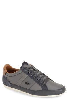 52e8ce7f8 Lacoste  Chaymon  Sneaker (Men) Smooth Leather
