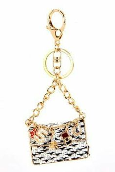 #Handbag #Paris #Charms #Keychain.  Available now at ADANIAS Boutique Perfect gift for #MothersDay or for you! They are super cute! #giftideas #shoes #bagaddiction #fashion #ootd #ootdshare #adaniasboutique #fashionblogger #instyle #bag