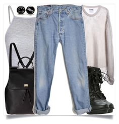 """""""School Wear"""" by madeinmalaysia ❤ liked on Polyvore"""