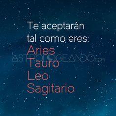 #Aries #Tauro #Leo #Sagitario #Astrología #Zodiaco #Astrologeando astrologeando.com
