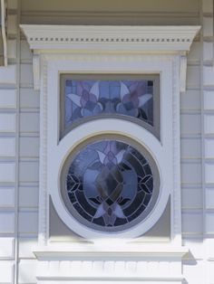 Window on a Building