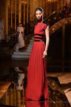 Vionnet Fall 2013 couture // red carpet prediction: zoe saldana