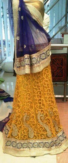 @ $185 Bridal Lehenga Choli with FREE shipping worldwide offer