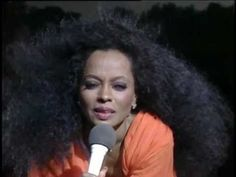 """Diana Ross: Live In Central Park - """"Reach Out and Touch (Somebody's Hand)""""  My favorite song. How little time it takes to care about another human, yet most people have NEVER even taken the time."""