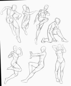 Drawing Body Poses, Body Reference Drawing, Gesture Drawing, Drawing Reference Poses, Drawing Practice, Anatomy Sketches, Anatomy Drawing, Art Drawings Sketches, Figure Sketching