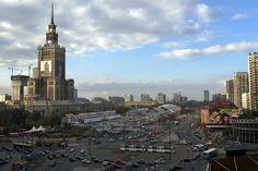 Imagen de Varsovia en Polonia