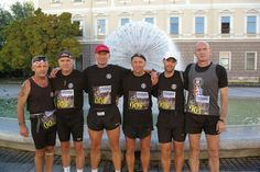 Runners at the Ultramarathon Zagreb – Vukovar have reached Osijek