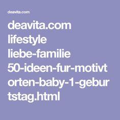 deavita.com lifestyle liebe-familie 50-ideen-fur-motivtorten-baby-1-geburtstag.html