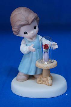 Belle Love Forever Bloom Disney Precious Moments 2010 Figure Beauty Beast 930005 | eBay