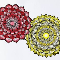We're absolutely loving this mandala page by @zentangle_lotte using their Chameleon Pens! #chameleonpens #pen #marker #alcoholmarkers #colour #color #colouring #coloring #mandala #mandalaart #mandaladesign #design #art #artwork #pattern #detail