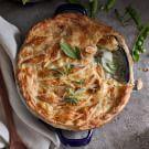 Try the Spring Vegetable Pot Pie Recipe on williams-sonoma.com/