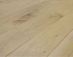 Broadleaf Nude Oak Flooring - a wood floor that looks like bare oak but is in fact fully finished for modern living. Available in solid or engineered planks in a choice of widths. Call 01269 851 910 for more information or visit our website. Oak Hardwood Flooring, Plank Flooring, White Oak Floors, Living Room Flooring, Commercial Interiors, Real Wood, Tile Floor, Tiles, Nude