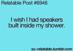 Relatable quotes...oh yes... That would be awesome
