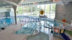 365 Days of Grateful - Day 20 (01/21), For the last couple months I have been swimming at a local Burnaby pool. I am grateful that I live so central to all kinds of programs and classes all within 10-15 minutes. I am glad that our municipality builds such great facilities.