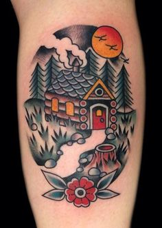 electrictattoos:  Phil Hatchet-Yau