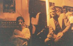 It was during 1977, when Chet Baker and I somehow started cruising the same social scene in Manhattan, which, of course, (at that time) was mostly during the night.  The first time he called me to do a gig with him, (strangely…) I was actually in bed (I think it was around 2 AM, or so…), but, I jumped up and rushed out, thrilled to take the bandstand with such a character!  That gig was cool!  I remember that Jon Burr was on upright bass and that the gig was in Nyack, NY.      Photo: Margo Colón
