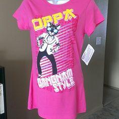 """NWT David & Goliath """"Oppa Gangnam Style"""" t-shirt NWT Pink Oppa Gangnam Style t-shirt Tops Tees - Short Sleeve"""