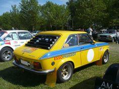 PEUGEOT 304 coupé Rallye 1970