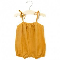 The most gorgeous little romper from Little Lief