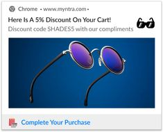 Figuring out what to write or what image to use can be tricky. Check out these abandoned cart push notification templates for more inspiration to boost sales. What Image, Abandoned, Mirrored Sunglasses, Cart, Campaign, Coding, Templates, Medium, Blog