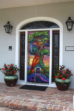 New Art Door