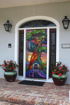 New Art Door