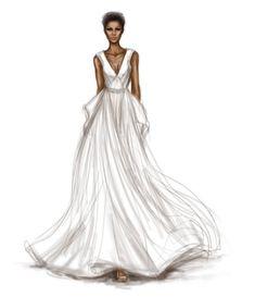 Jordanian illustrator and fashion designer; Shamekh Bluwi