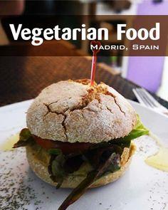 Cafe el Mar Vegetarian Restaurant, Lavapies, Madrid